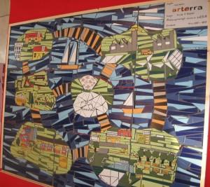 Progetto arredo urbano 2012 arterra for Progetto arredo