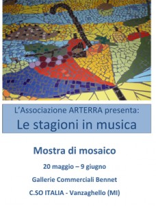 Mostra di mosaico 2013