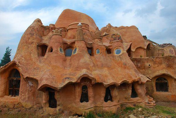La casa di terracotta arterra for Immagini abitazioni